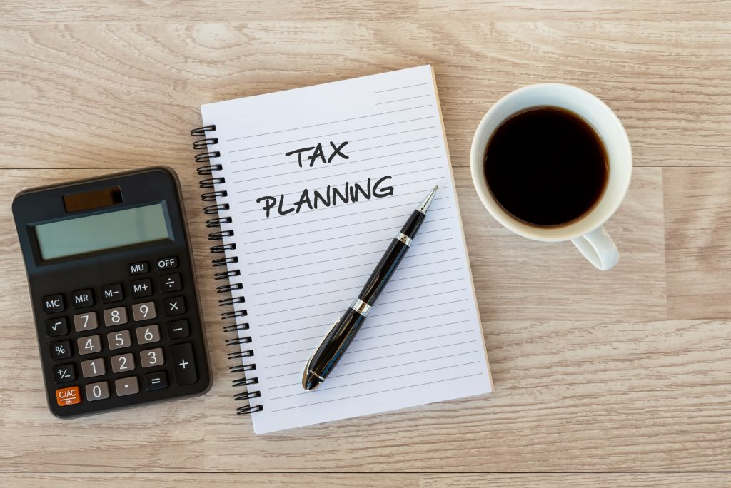Plan for the Tax Rates of the Future LakePoint Advisory Group