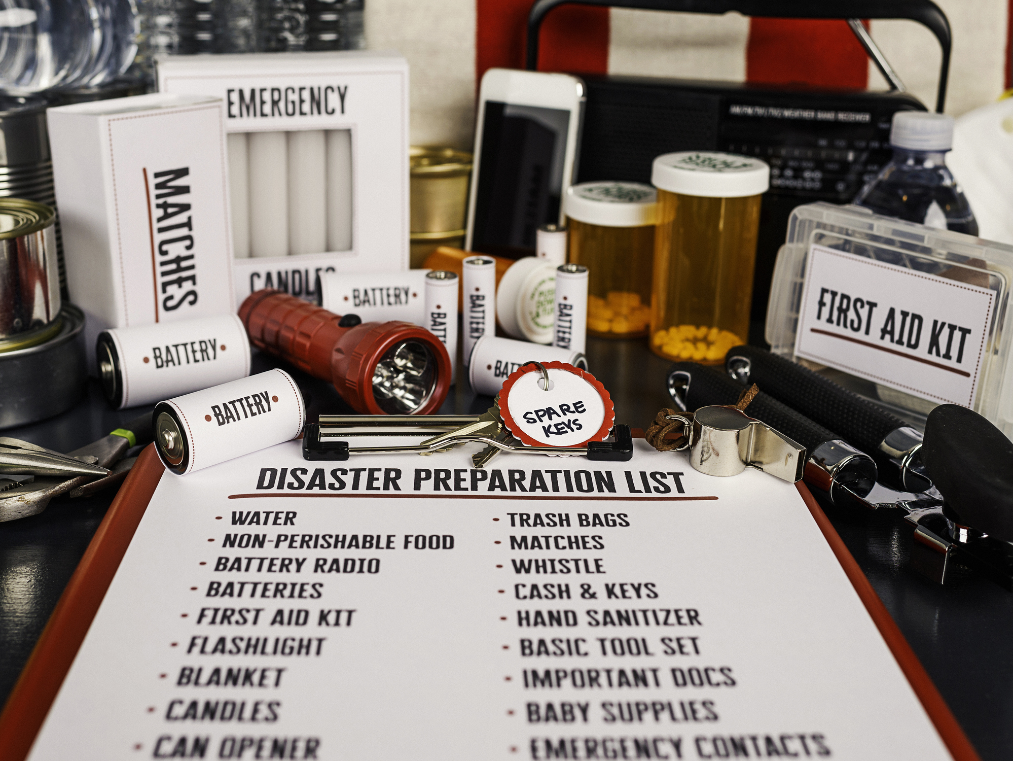 How Prepared Are You for an Emergency? Lake Point Advisory Group